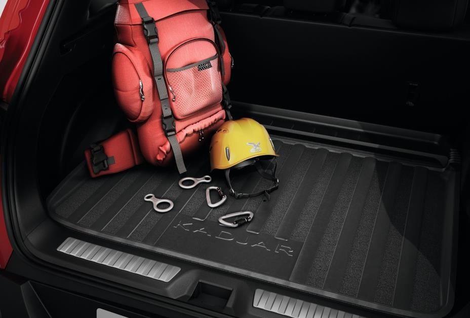 Renault Kadjar - Bandeja de protección del maletero (Renault Original)