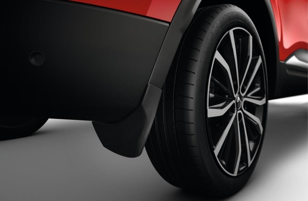 Renault Kadjar - Mudguards set Rear (Renault Original)