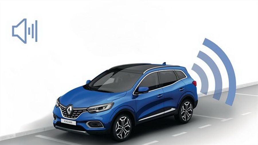 Renault Kadjar - Rear parking sensors (Renault Original)