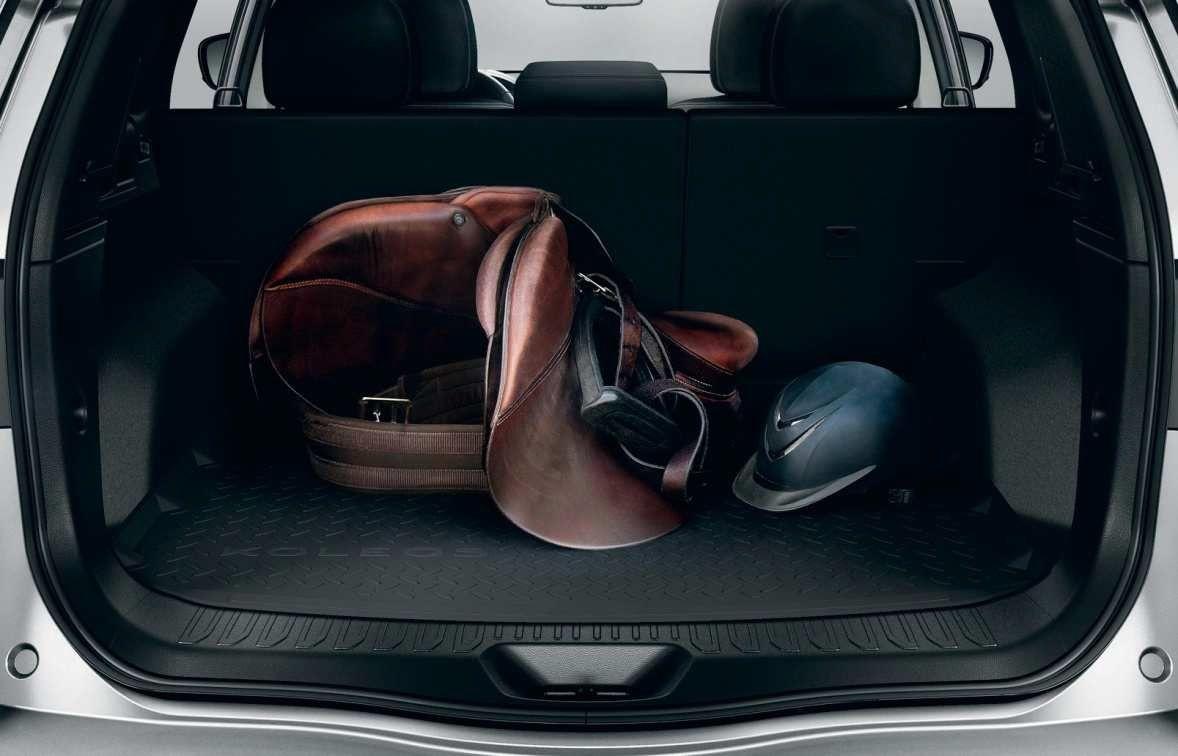 Renault Koleos II - Bandeja de protección del maletero (Renault Original)