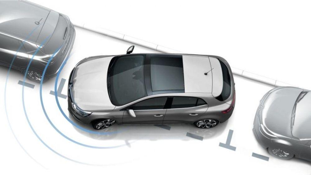 Renault Koleos II - Sensores de aparcamiento delantero (Renault Original)