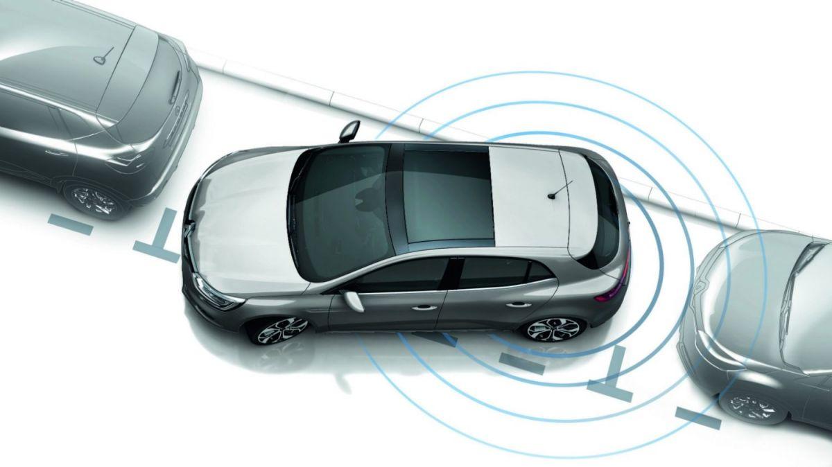 Renault Koleos II - Sensores de aparcamiento trasero (Renault Original)