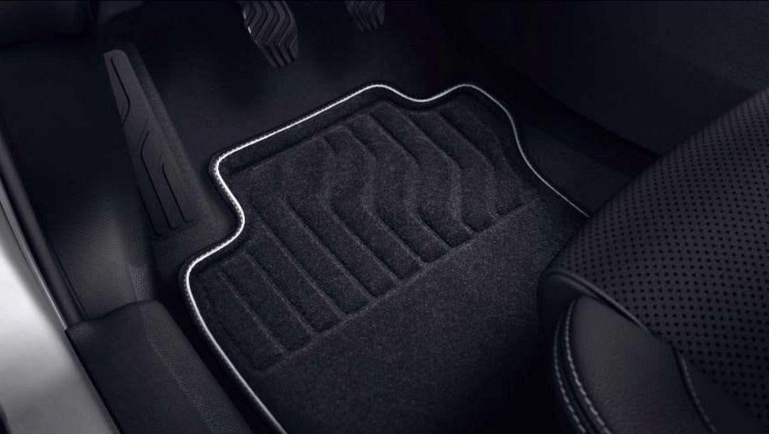 Renault Koleos II - Textile floor mats