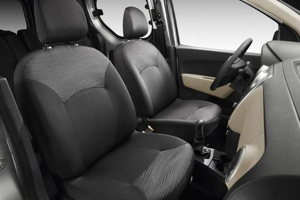 Lodgy 5 seats - Seat covers