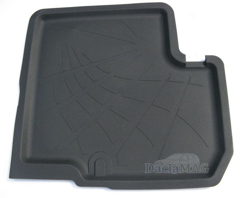 Lodgy - Rubber floor mats (Dacia Original)