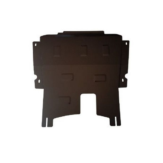 Dokker - Blindage métallique moteur