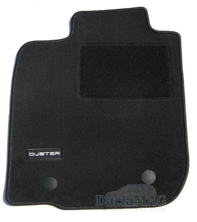 Duster 4x2 (2010-2017) - Textile floor mats Madrigal (Dacia Original)