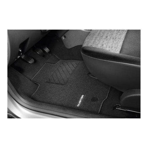 Duster 4x4 (2010-2017) - Esteras del piso textil Madrigal (Dacia Original)