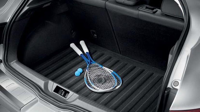 Renault Megane IV - Bandeja de protección del maletero (Renault Original)
