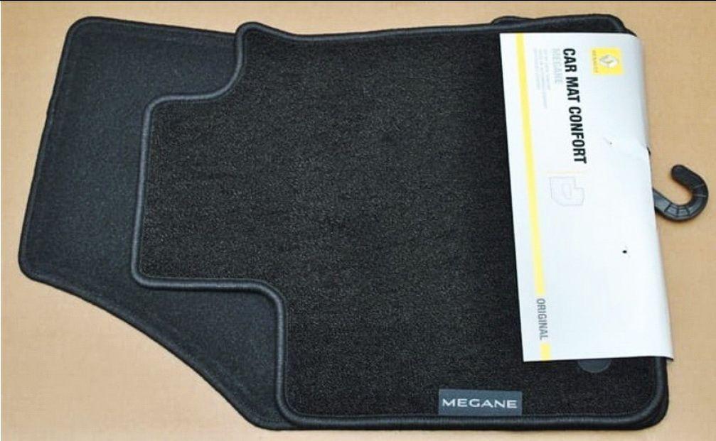 Renault Megane IV - Esteras del piso textil Confort (Renault Original)