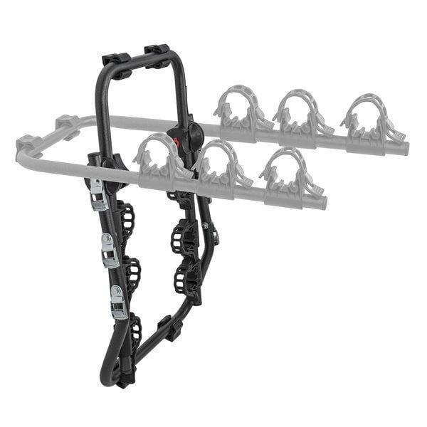Menabo Mistral bike rack for 3 tailgate / trunk bikes