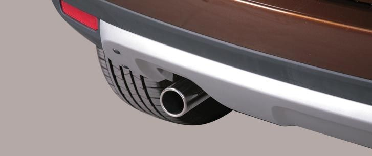 Duster - Terminal de escape cromada 45mm (Dacia Original)