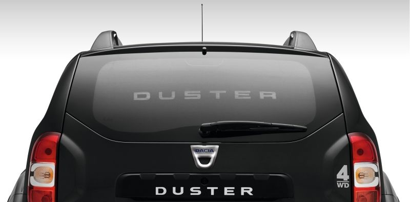 Duster (2010-2017) - Parasoles cortinillas para parabrezza posteriore (Dacia Original)