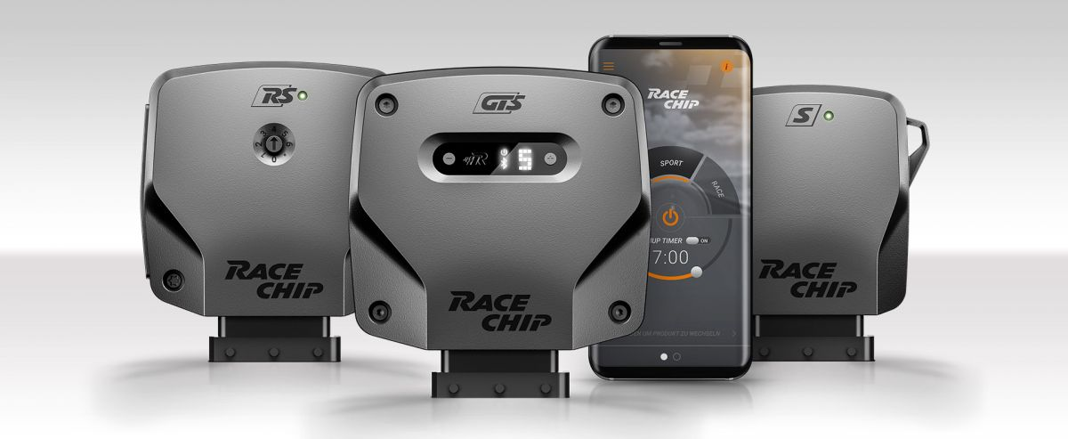 Sandero II - Race Chip S +17 HP +40 Nm (Marca Original)