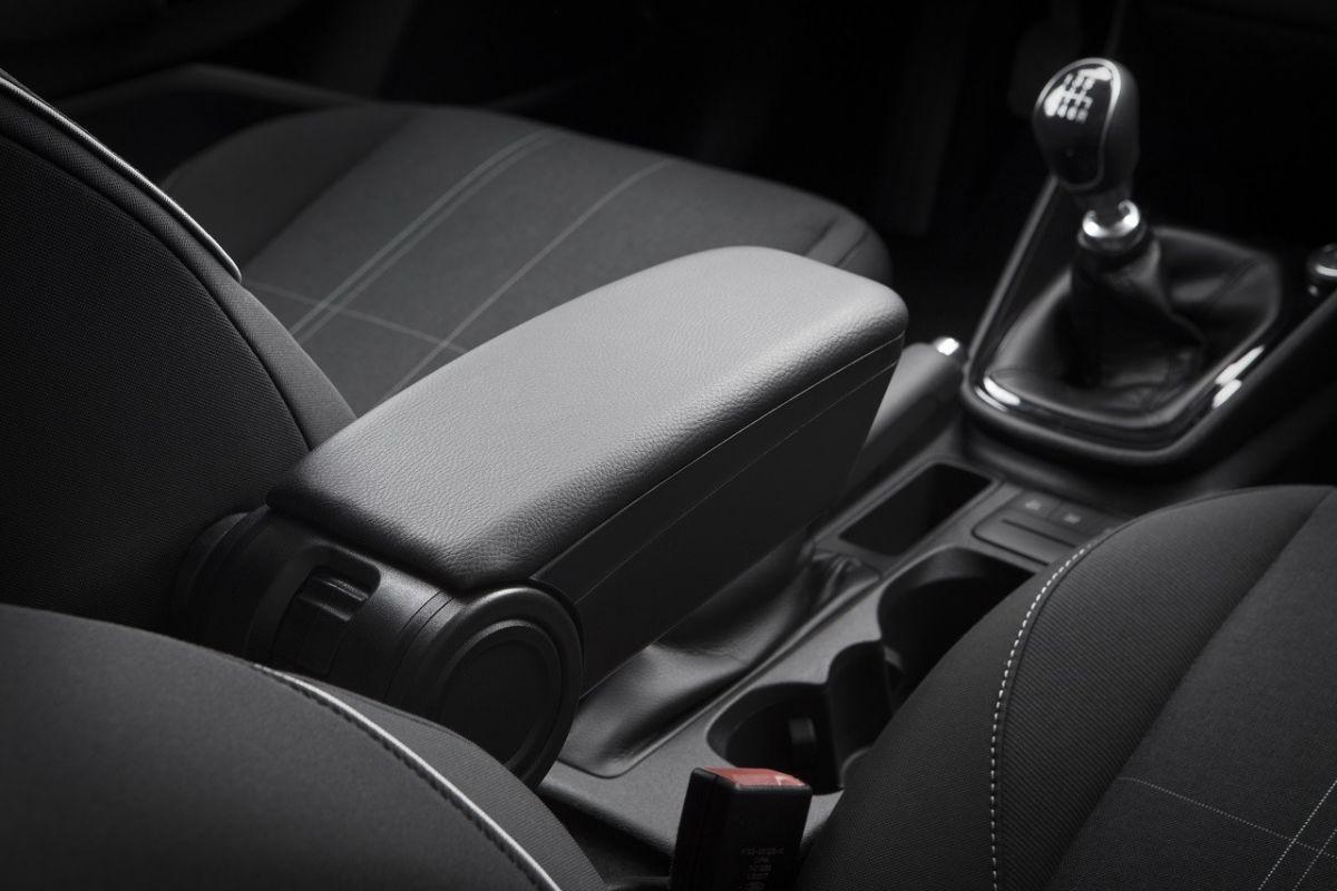 Duster II (2018-2021) - Premium Accoudoir Édition Noir
