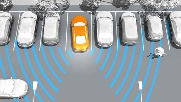Duster II (2018-2021) - Sensores de aparcamiento trasero (Dacia Original)
