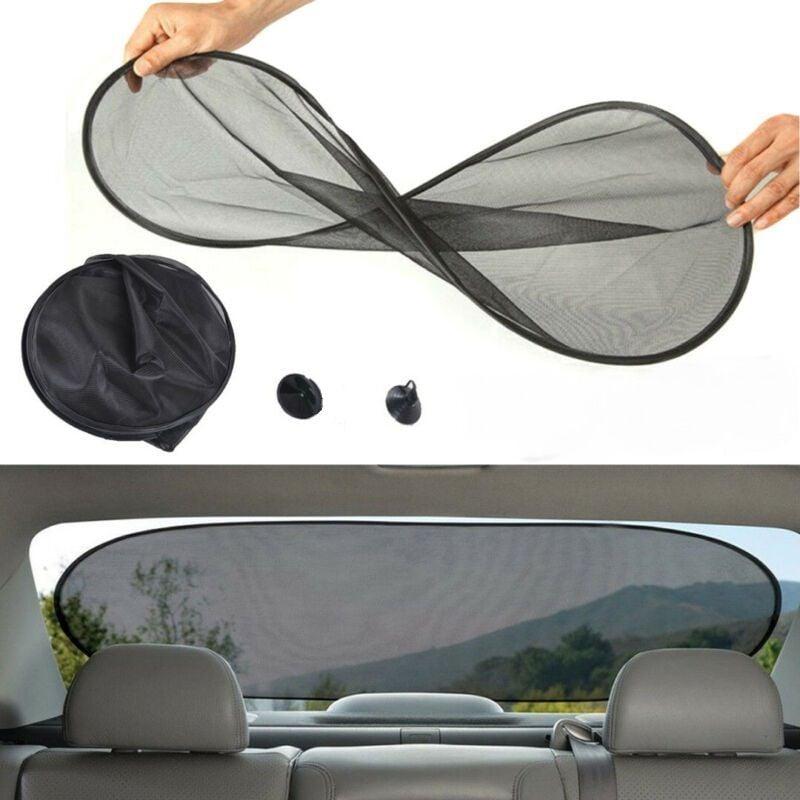 Rear windshield Foldable Sun shade