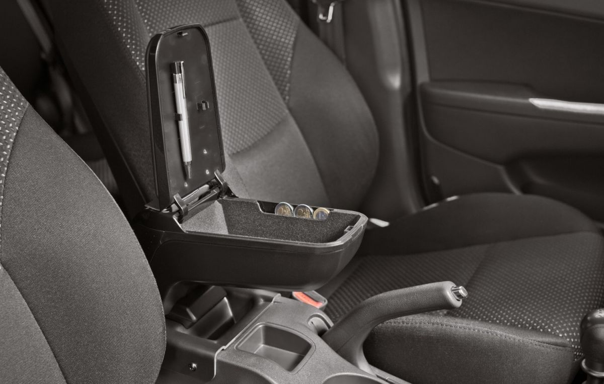 Renault Zoe - Premium Accoudoir avec poche portable