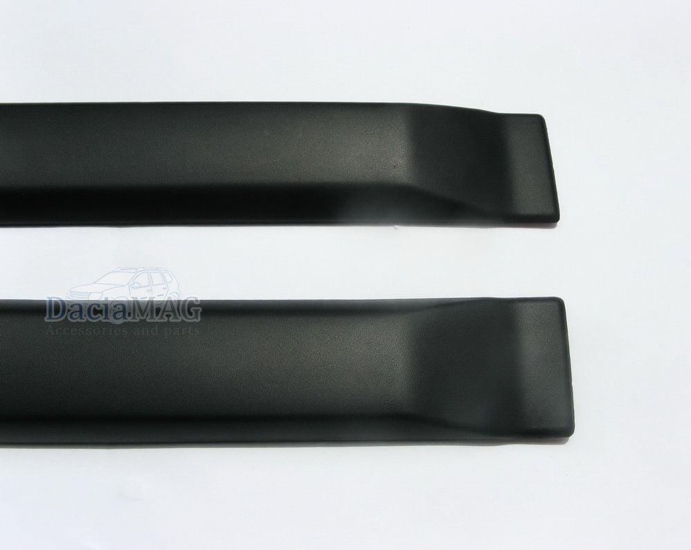 Sandero II (2012-presente) - Molduras laterales kit (Dacia Original)