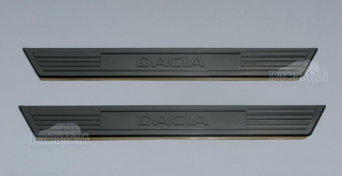 Sandero II / Logan II - Protección umbral de puerta delantero (Dacia Original)