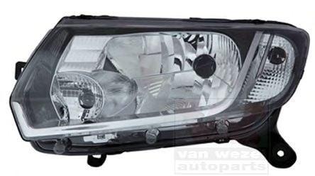 Sandero II / Logan II - Headlight left