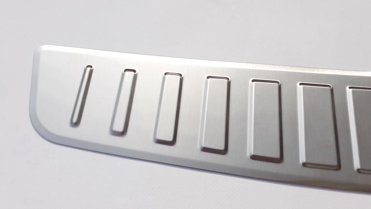 Sandero III / Stepway III - Acier inoxydable Seuil de coffre