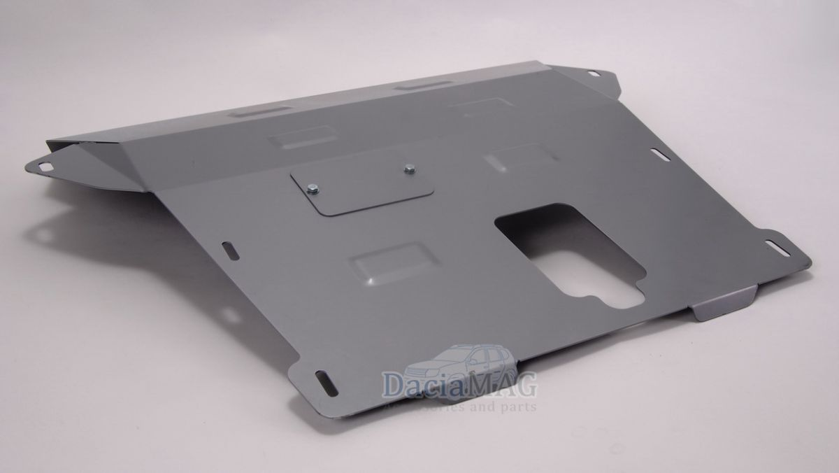 Duster (2013-2017) - Protección bajo motor Maxx 3mm