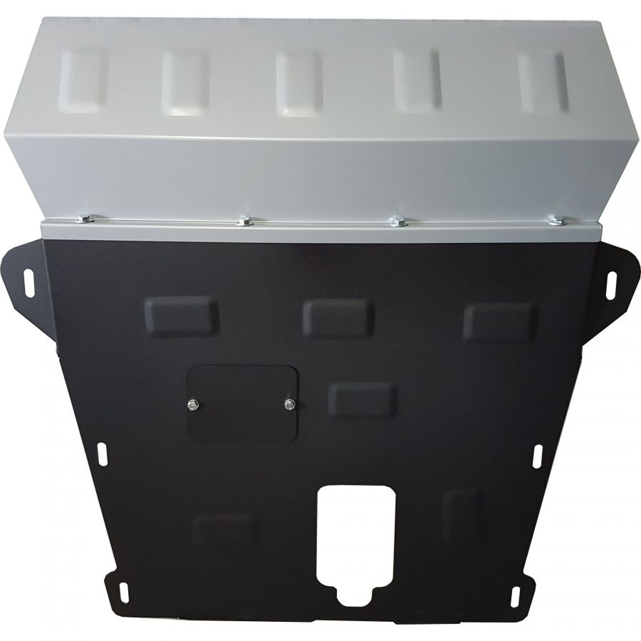 Duster II (2018-2021) - Blindage métallique moteur 3mm