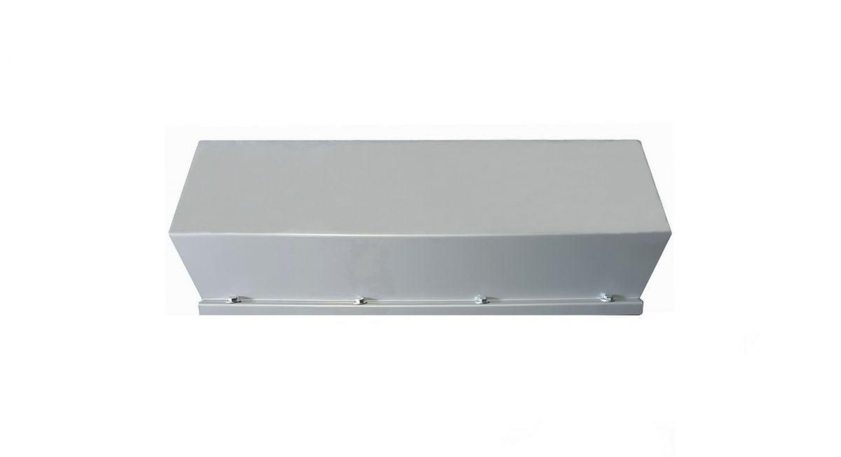 Duster II (2018-2021) - Metal skid plate