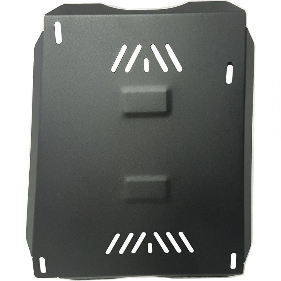 Duster I / Duster II (2018-2021) - Escudo del metal para tanque de combustible