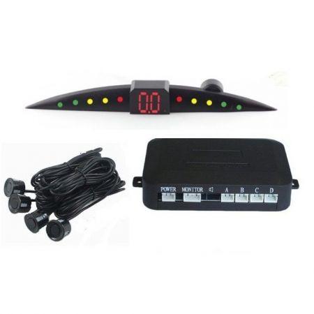 Dacia - Sensores de aparcamiento traseros con pantalla LED