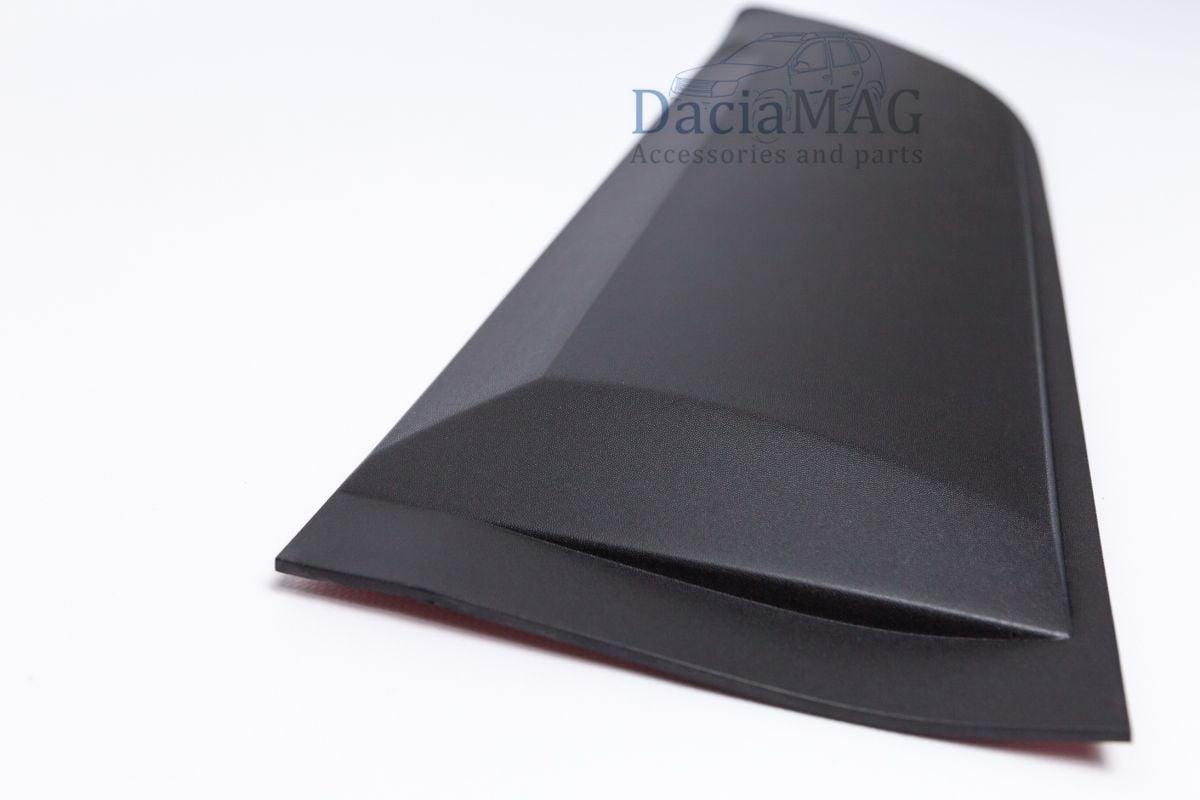 Duster II (2018-2021) - Side protection mouldings kit (Dacia Original)