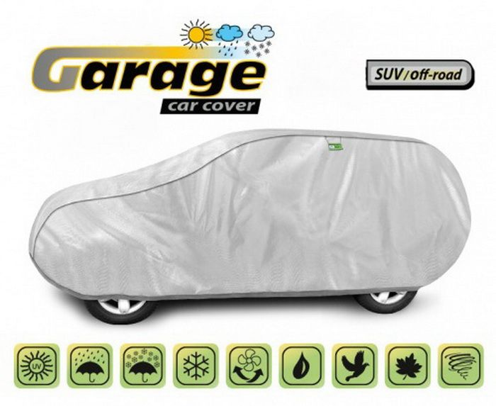 Duster / Lodgy / Dokker - Funda exterior coche