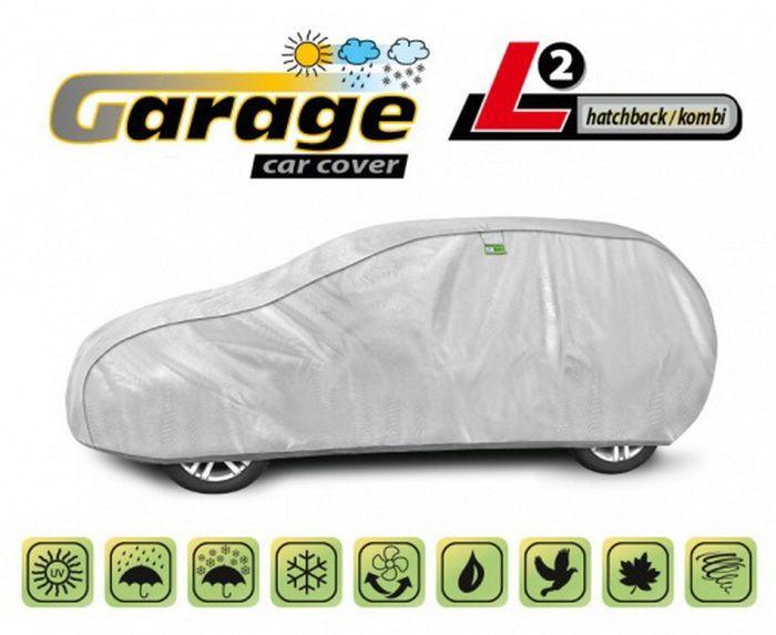 Logan II MCV - Funda exterior coche
