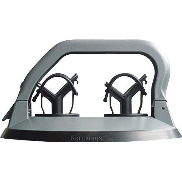 Fabbri Kolumbus Deluxe stand de ski avec poignée magnétique