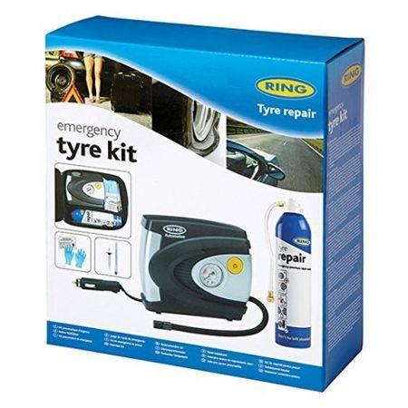 Dacia - Tire repair kit