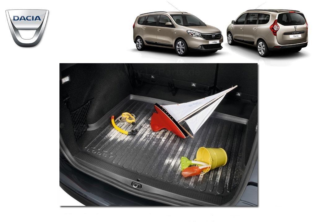 Lodgy - Boot protection tray (Dacia Original)