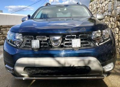 Duster II (2018-2021) - Barre de protection avant (Dacia Original)