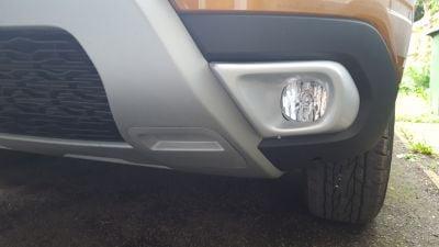 """Duster II (2018-2021) - Fog light trims """"Elite"""""""