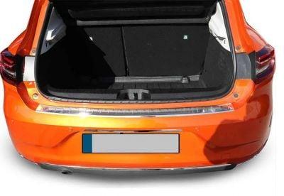 Renault Clio V - Seuil de coffre Chromé Brillant