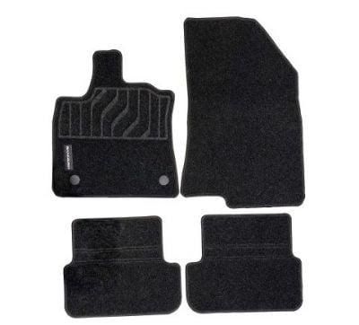 Dacia Sandero III - Textile floor mats Confort (Dacia Original)