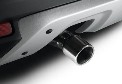 Duster II (2018-2021) - Exhaust cover chrome 50mm (Dacia Original)