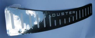 "Duster (2010-2017) - ""Metallic"" boot entry guard (Dacia Original)"