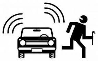 Dacia - Alarme avec télécommande (Dacia Original)