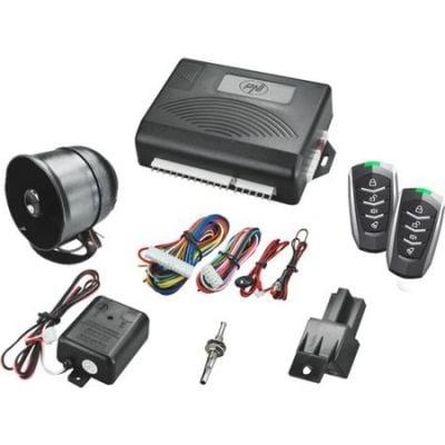 Dacia - Alarm with 2 remote controls
