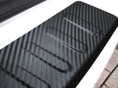 Renault Kadjar - Boot entry guard Carbon