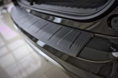 Lodgy - Boot entry guard Carbon