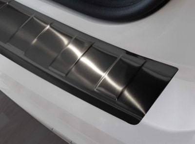 Lodgy - Boot entry guard Black Chrome