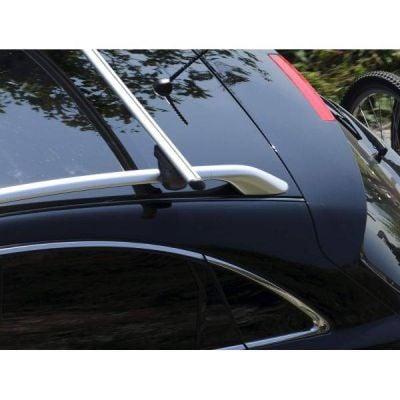 Dacia Duster I (2010-2012) - Barras de techo travesaños Menabo Brio