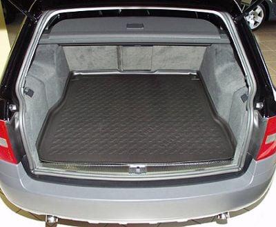 Logan II MCV - Boot protection tray Premium (Dacia Original)